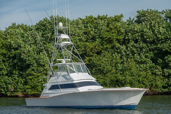 Used Jim Smith Custom Sportfish Sports Fishing Boat For Sale