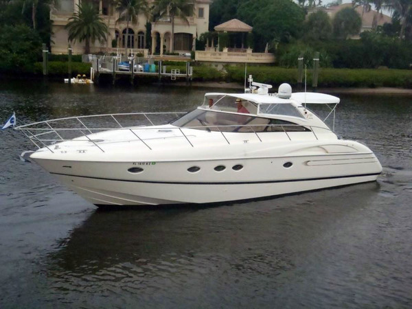 Used Viking Sport Cruisers Express Cruiser Boat For Sale