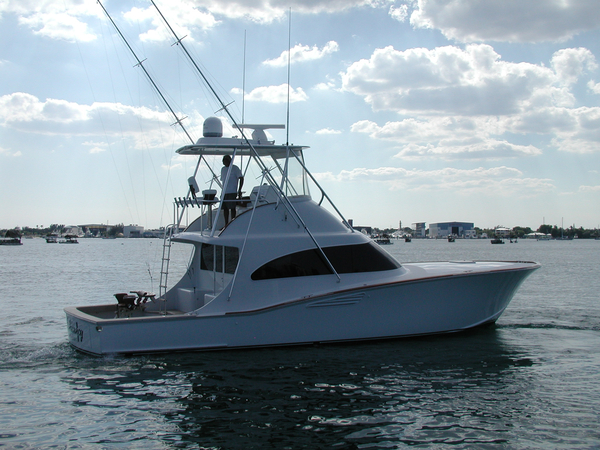 Used R & R Boatworks Sports Fishing Boat For Sale