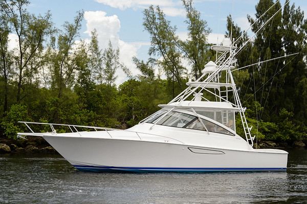 New Viking Open Sport Tower Sports Fishing Boat For Sale
