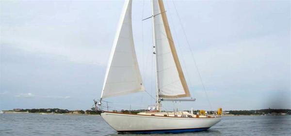 Used Hinckley Bermuda 40 Mk Iii Sloop Cruiser Sailboat For Sale