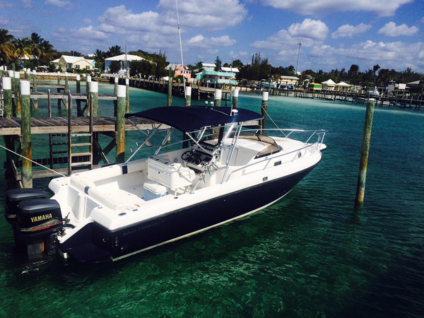 Used Intrepid Jbr Center Console Fishing Boat For Sale