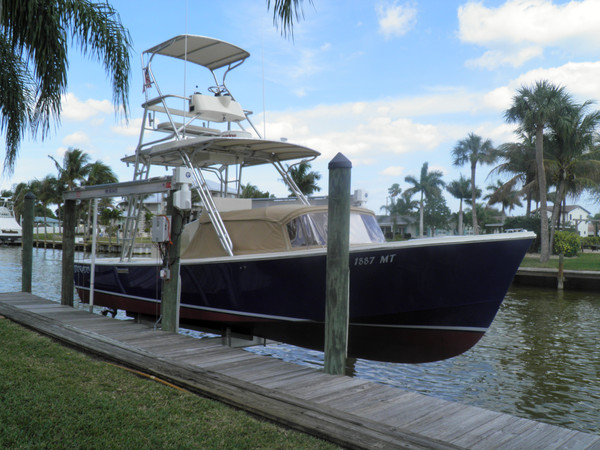 Used Dorado 30 Lx Center Console Boat For Sale
