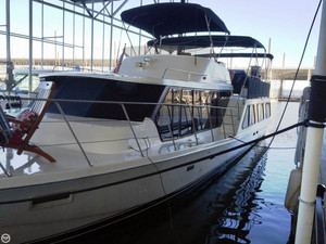 Used Bluewater 51 Cruiser Boat For Sale