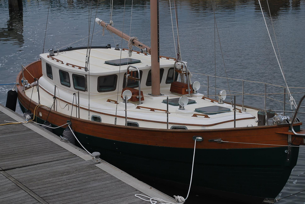 Used Hans Christian 39 Pilothouse Cutter Sailboat For Sale