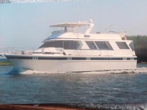 Used Jefferson 60 Jefferson Marquessa Motor Yacht For Sale