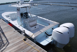 Used Gulfstream Custom 33 Center Console Saltwater Fishing Boat For Sale