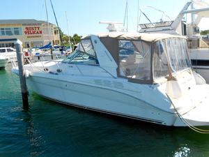 Used Sea Ray Sundancer 400 Express Cruiser Boat For Sale