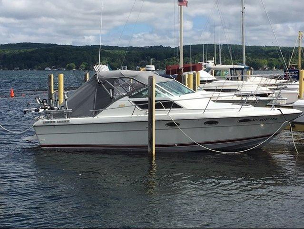 Used Tiara 2700 Continental Express Cruiser Boat For Sale