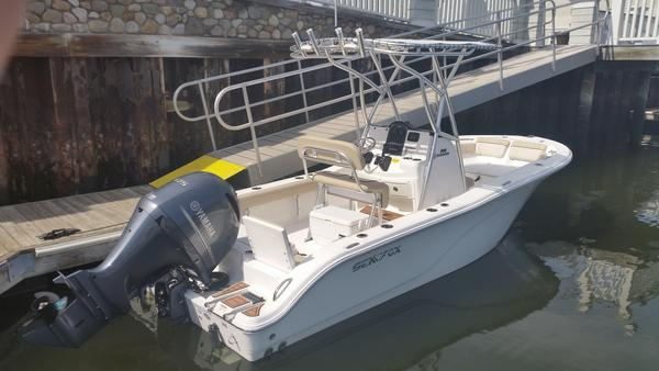 New Sea Fox 206 Commander Saltwater Fishing Boat For Sale