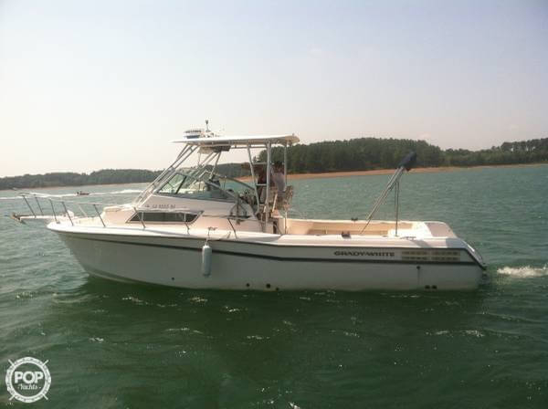 Used Grady-White 274 Sailfish Walkaround Fishing Boat For Sale