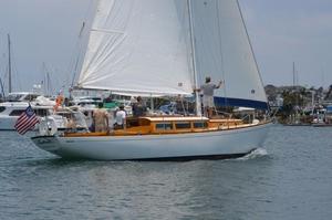 Used Kettenburg K 41 Sloop Sailboat For Sale