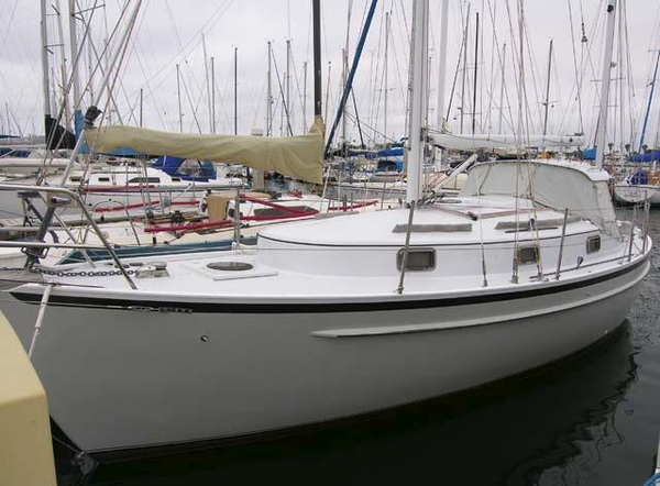 Used Brewer Nimble 30 Cutter Sailboat For Sale