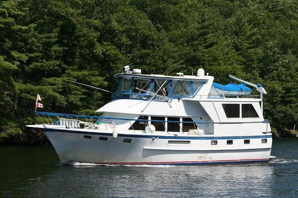 Used Defever POC Aft Cabin Boat For Sale