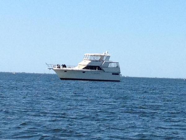 Used Californian 2 Stateroom Sundeck Motoryacht Aft Cabin Boat For Sale