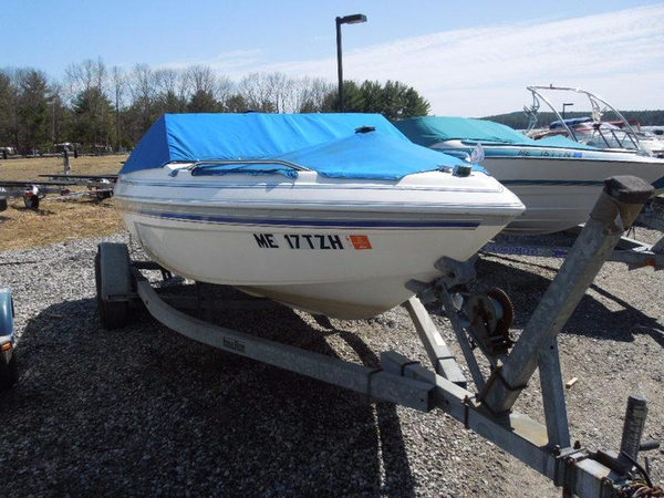 Used Glastron 1700 Bowrider Boat For Sale