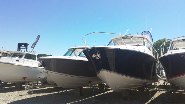 New Pursuit OS 355 Motor Yacht For Sale