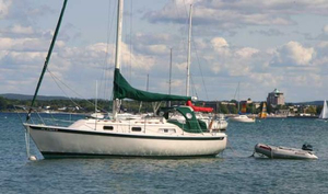 Used Irwin Citation Cruiser Sailboat For Sale
