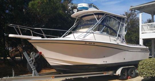 Used Grady White 265 Express Sports Fishing Boat For Sale