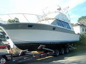 Used Silverton 40 Convertible Aft Cabin Boat For Sale