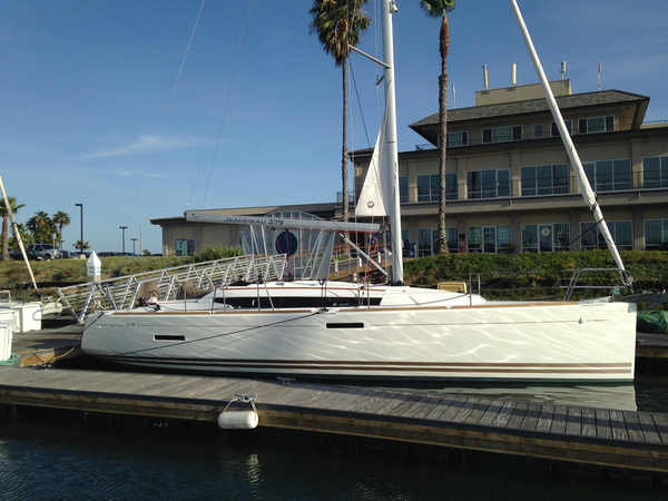 Used Jeanneau Sun Odyssey 379 Sloop Sailboat For Sale