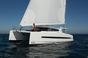 Used Bali 4.5 Catamaran Sailboat For Sale