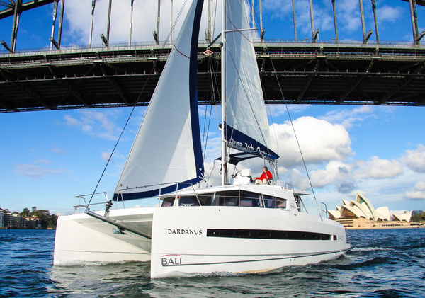Used Bali 43 Catamaran Sailboat For Sale