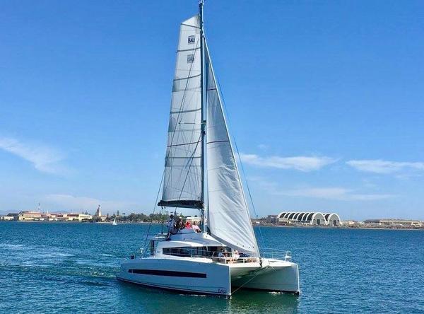 Used Bali 4.0 Cruiser Sailboat For Sale