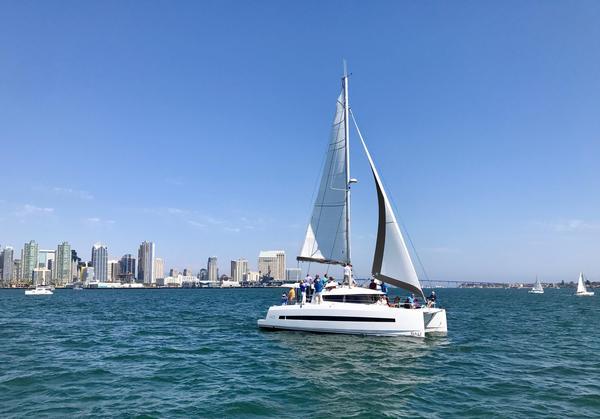 New Bali 4.0 Cruiser Sailboat For Sale