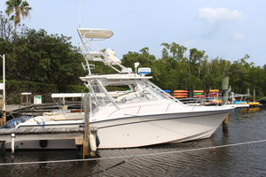Used Gradywhite Express 330 Express Cruiser Boat For Sale