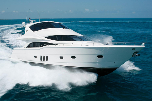 New Marquis 720 Trideck Motor Yacht For Sale