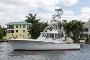Used Ryco Marine Custom Express Center Console Fishing Boat For Sale