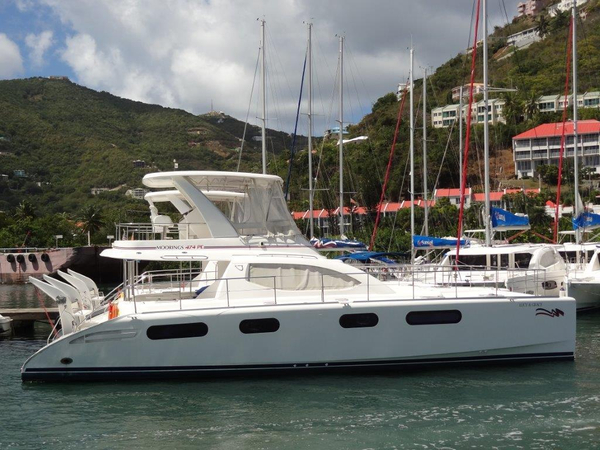 Used Robertson And Caine Leopard 47PC Cruiser Boat For Sale