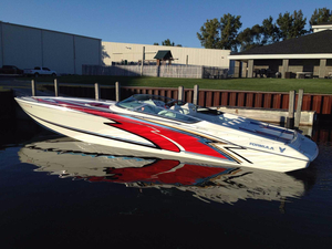 Used Formula 382 Fastech High Performance Boat For Sale