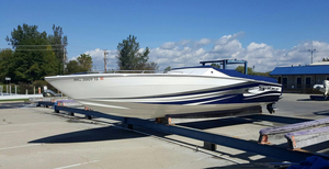 New Saber 28 Cyclone High Performance Boat For Sale
