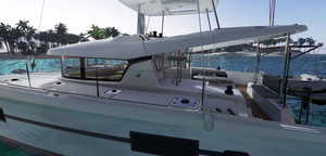 New Lagoon 42 Cruiser Sailboat For Sale