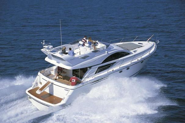 Used Fairline Phantom 50 Motor Yacht For Sale