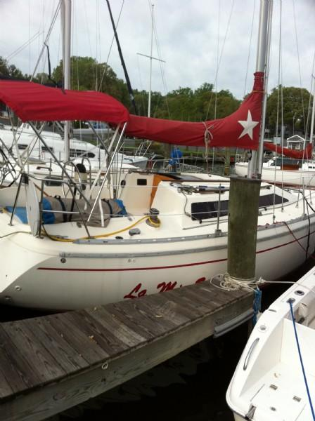 Used Jeanneau 32 Attalia Sloop Sailboat For Sale