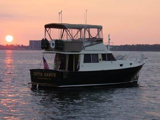 Used Mainship Mk 1 Cruiser Boat For Sale