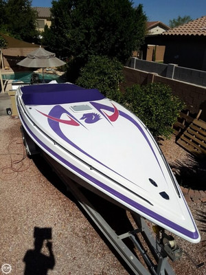 Used Checkmate ZT280 High Performance Boat For Sale