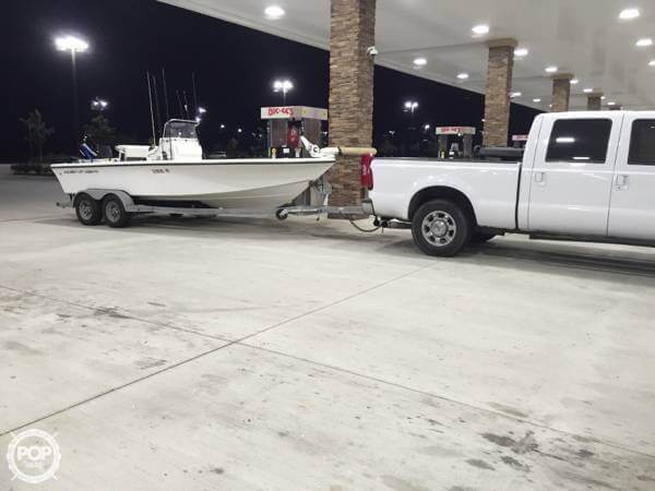 Used Kenner Vision 22 Center Console Fishing Boat For Sale