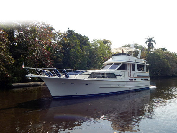 Used Jefferson Monticello Motor Yacht For Sale