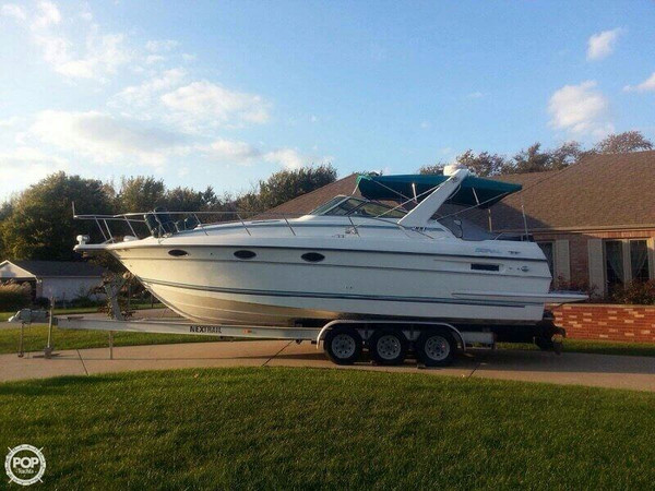 Used Doral 300 Prestancia Express Cruiser Boat For Sale