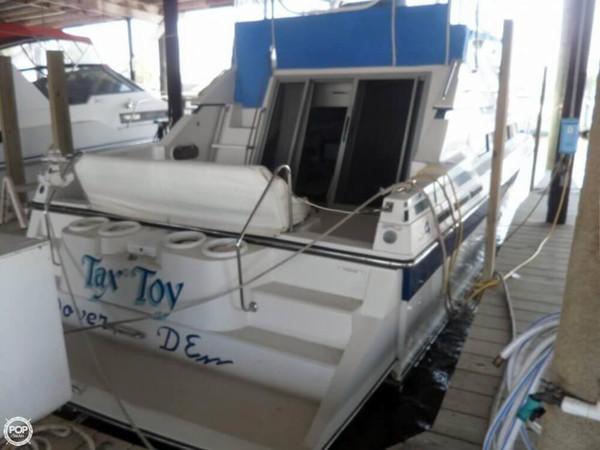 Used Carver Santego 3467 Express Cruiser Boat For Sale