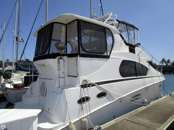 Used Silverton MY35 Aft Cabin Aft Cabin Boat For Sale