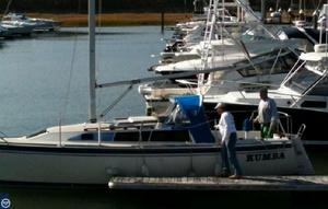 Used O'day 272 Sloop Sailboat For Sale