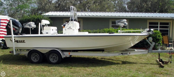 Used Mako 21 LTS Bass Boat For Sale