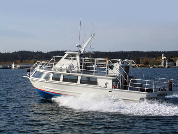 Used Munson H33 Commercial Boat For Sale