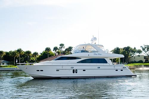 Used Horizon Flybridge Boat For Sale