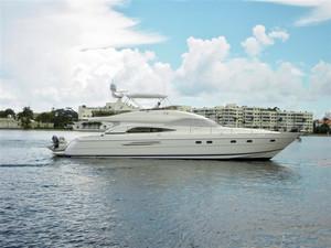 Used Princess Viking Sportcruiser Flybridge Boat For Sale